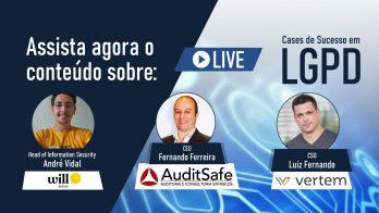 Live LGPD