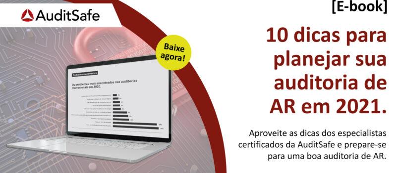 e-book auditoria de ar